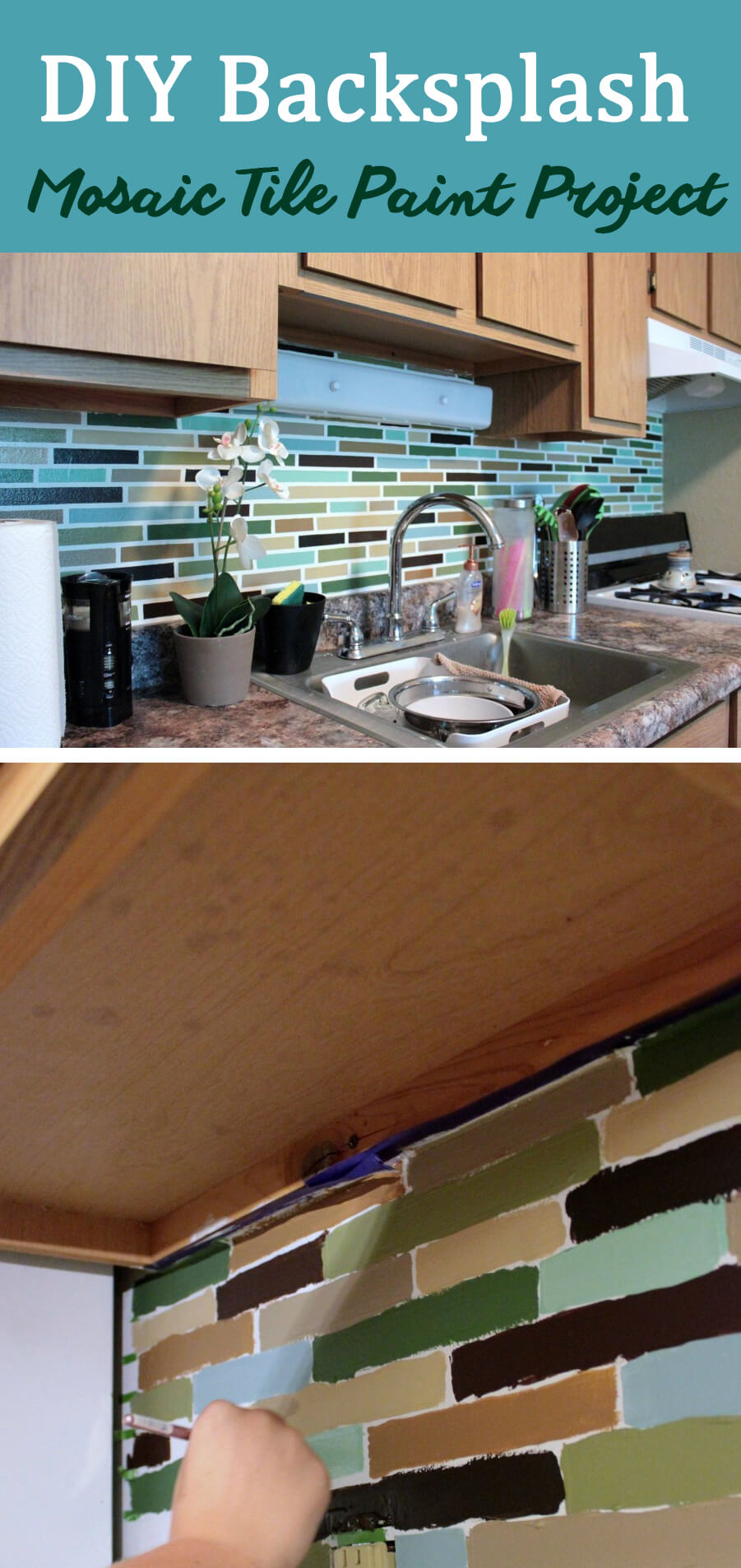 Customize Your Mosaic Backsplash with Your Color Scheme