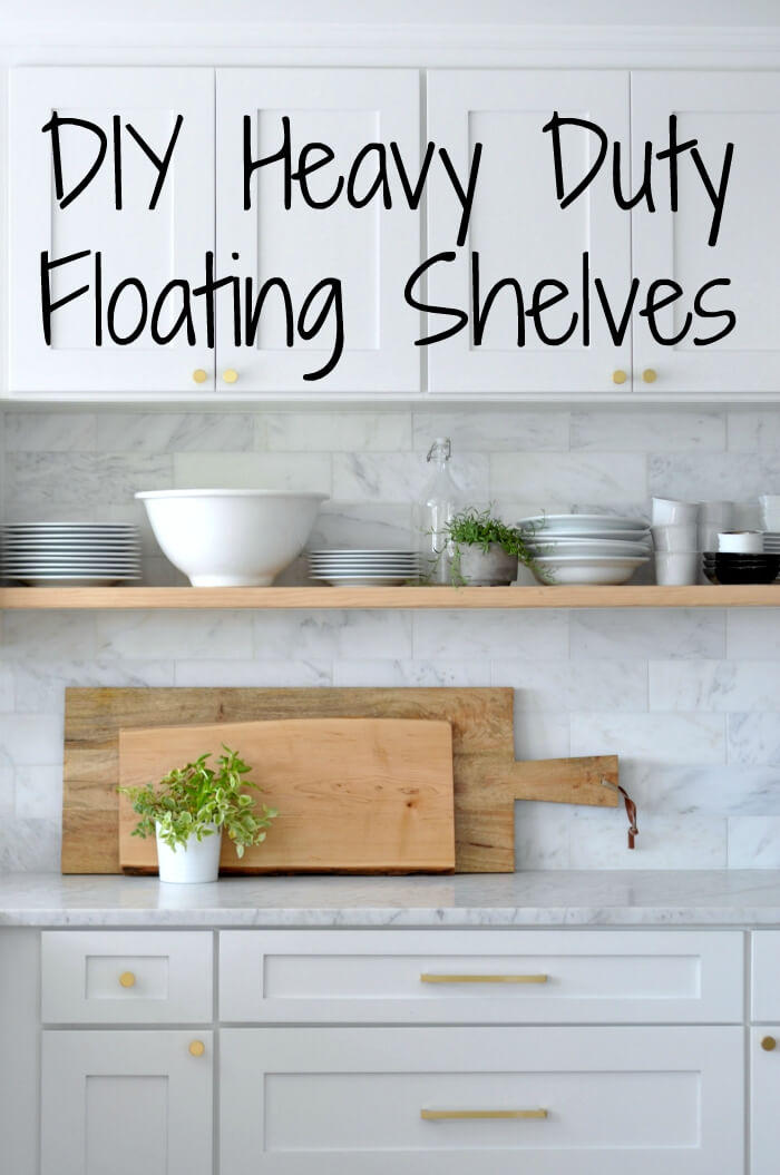 27 Best Diy Floating Shelf Ideas And Designs For 2019