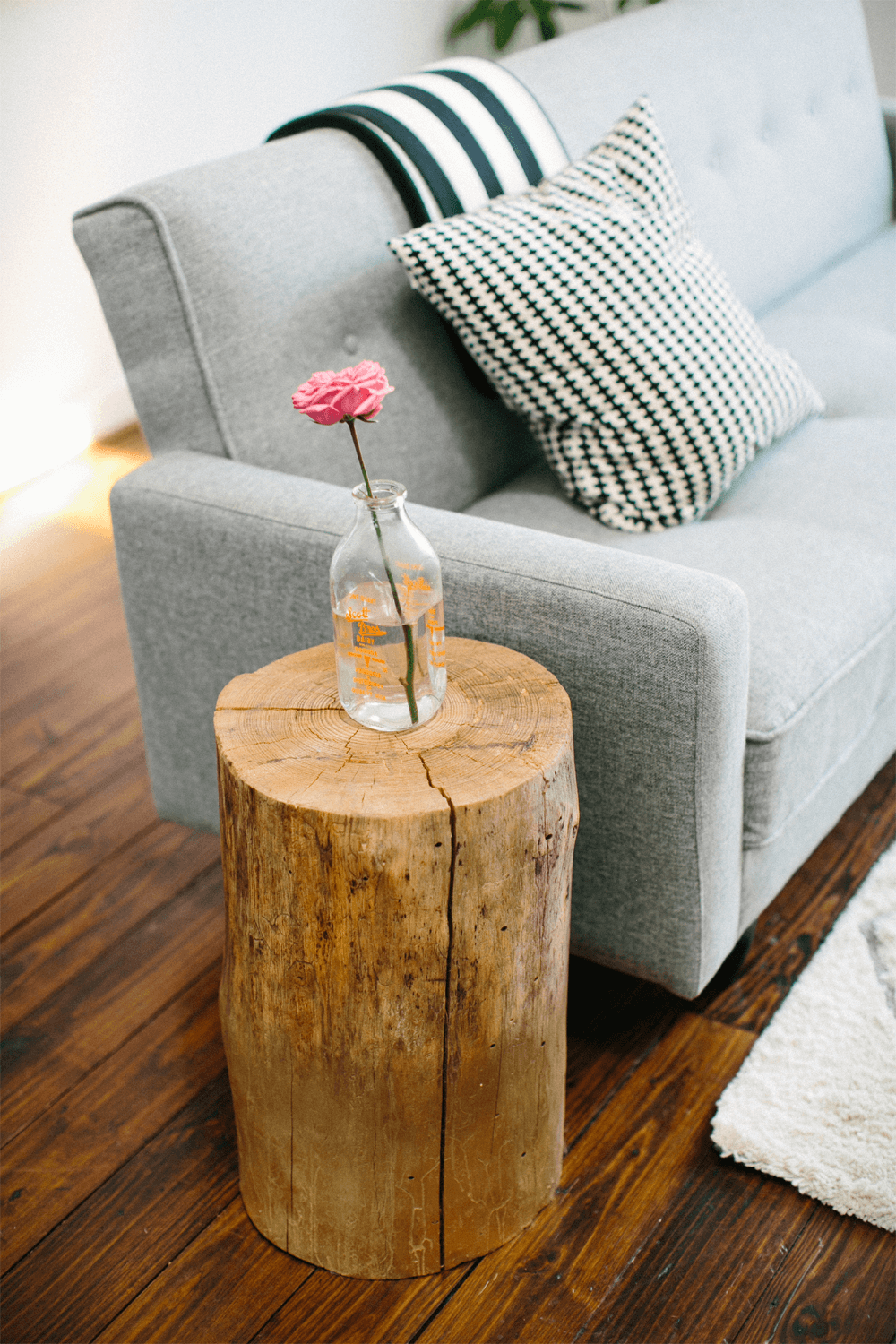 Logger's Retreat Rustic Wooden Table