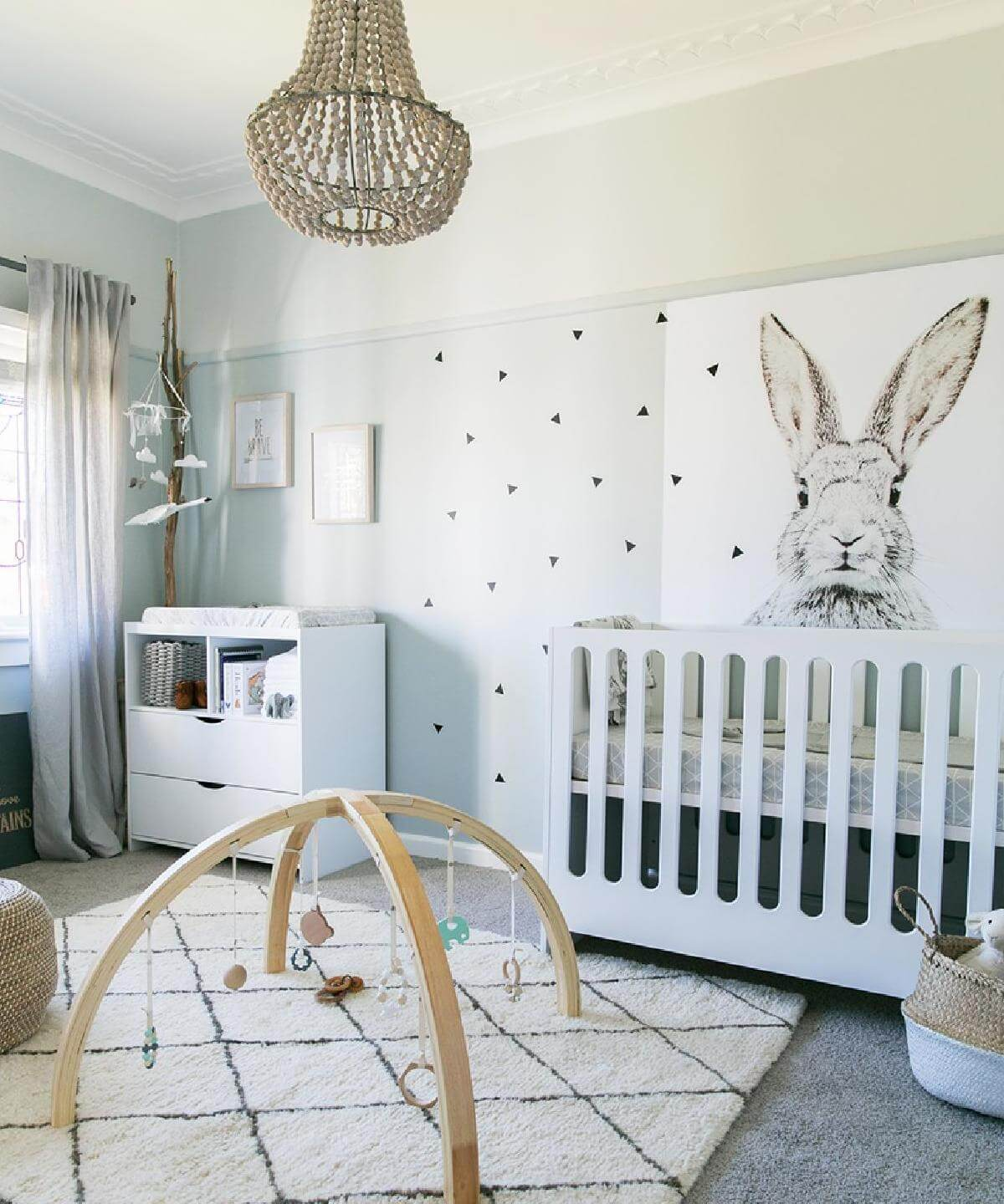 17 Adorable Ways To Decorate Above A Baby Crib: 35+ Best Nursery Decor Ideas And Designs For 2017