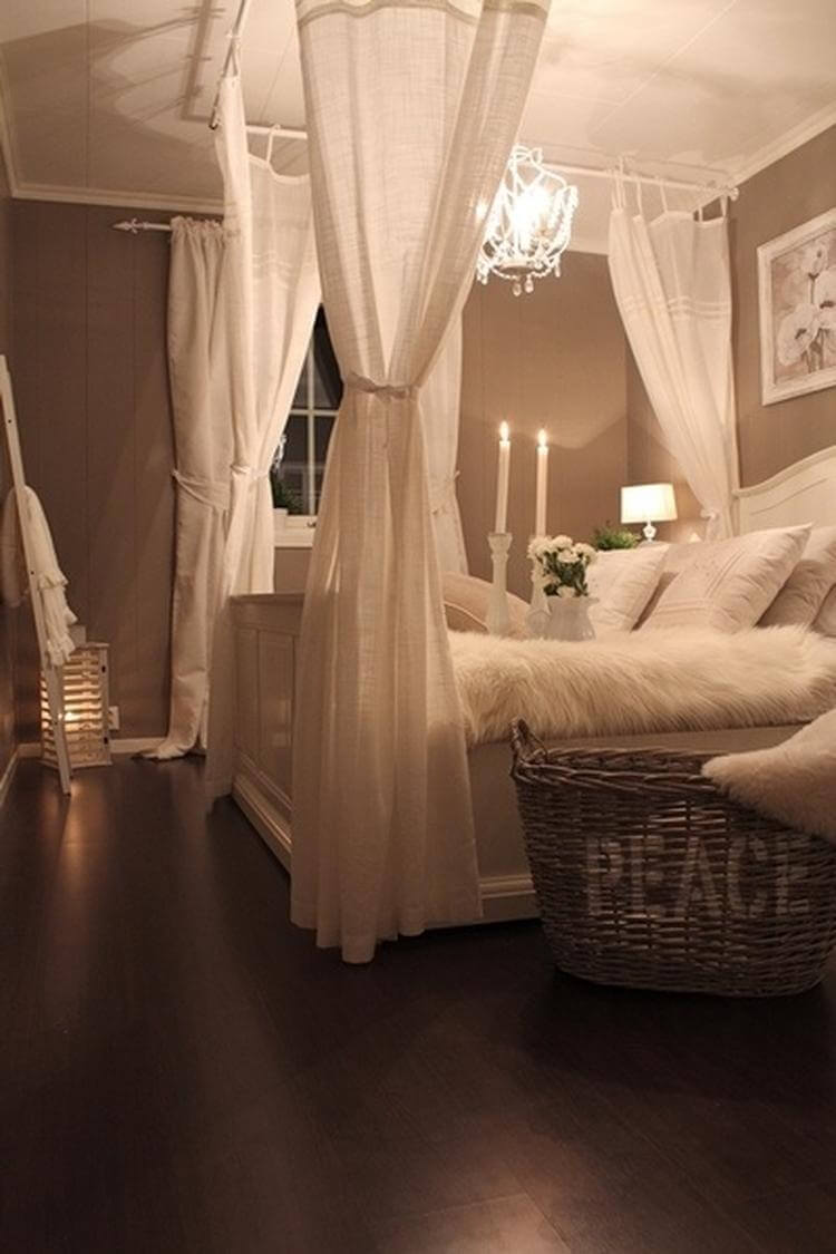 25+ Best Romantic Bedroom Decor Ideas and Designs for 2018 Romantic Bedroom Decorating Ideas on glam bedroom ideas, master bedroom ideas, tree bedroom ideas, romantic night ideas, romantic wallpaper, romantic country decorating, romantic bedroom decorations, romantic bedroom themes, bedroom paint ideas, black and white bedroom ideas, attic bedroom ideas, romantic bedroom for light fixtures, bedroom design ideas, romantic quotes, romantic bedroom furniture sets, romantic picnic ideas, small bedroom ideas, romantic bedspreads and comforters, romantic red bedroom, teen girl bedroom ideas,