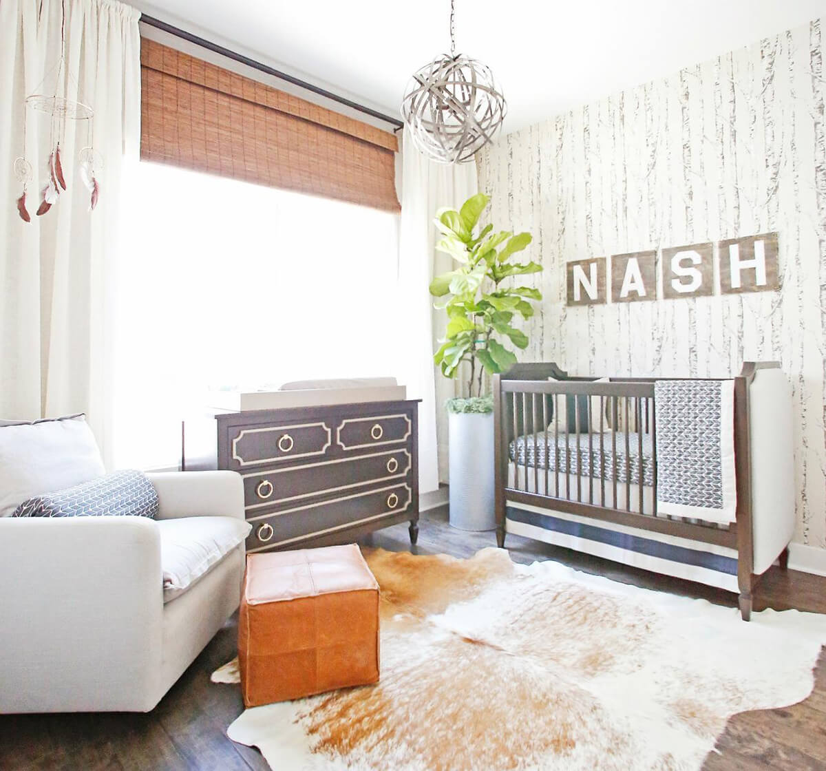 35+ Best Nursery Decor Ideas and Designs for 2017