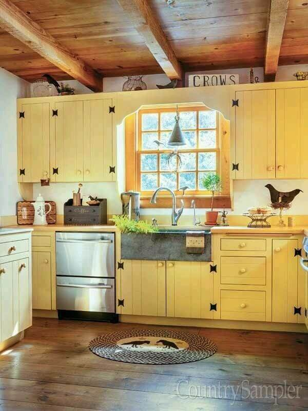 Best Paint Olors For Kitchen With Oak Cabinets