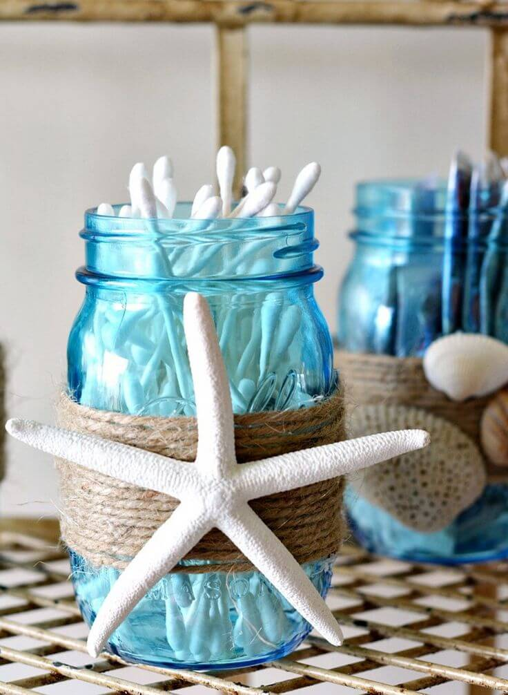 Combine Subtle and Bold Blues for Depth
