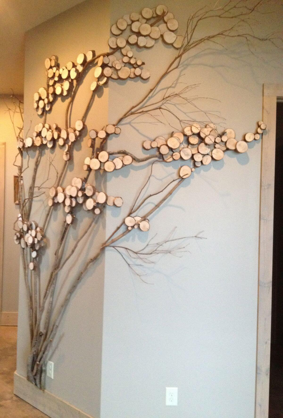 Metropolitan Orchard DIY Wall Art
