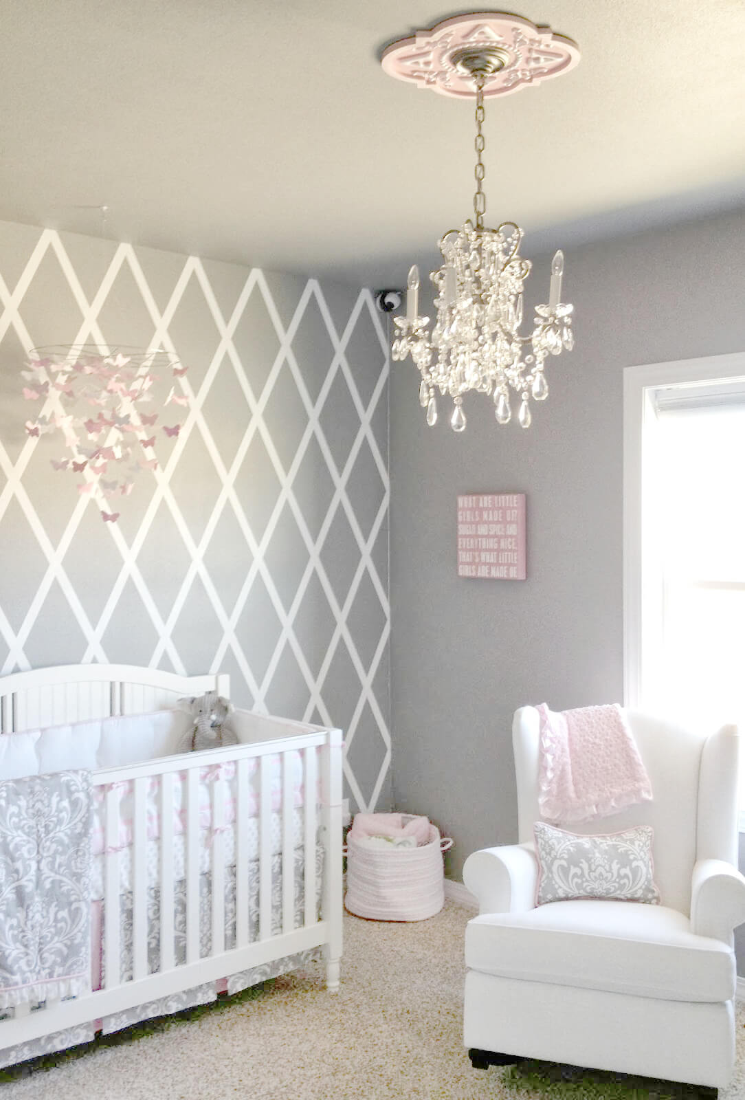 35+ Best Nursery Decor Ideas and Designs for 2018