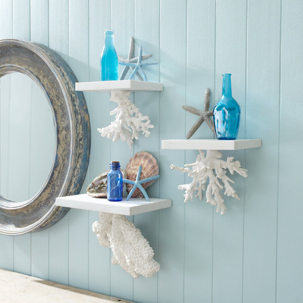 Bring in the Blues with DIY Crafts
