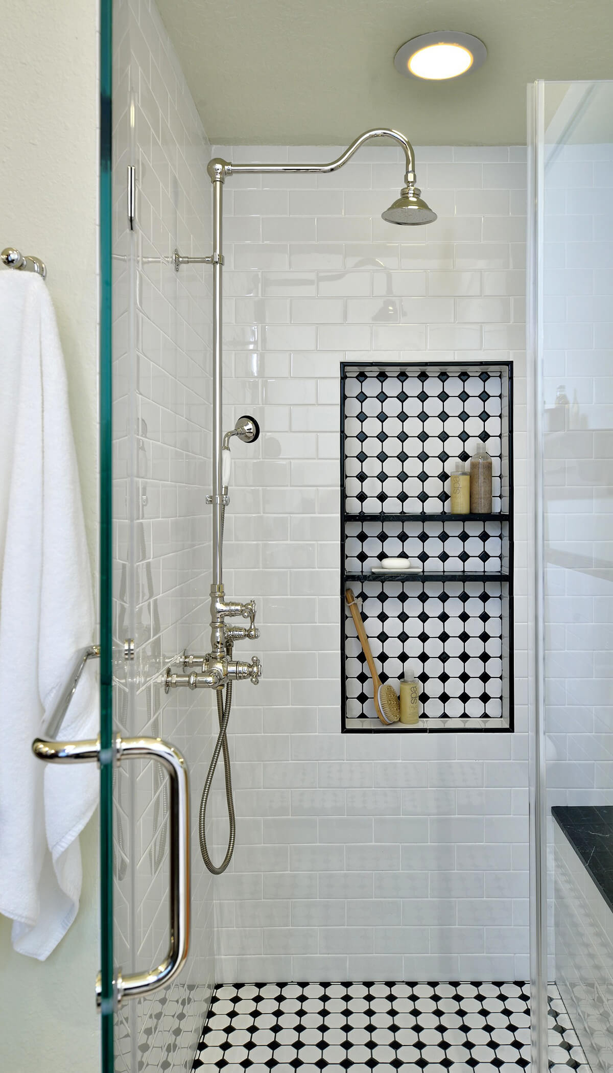 32 Best Shower Tile Ideas and Designs for 2019