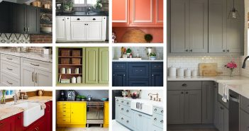 Perfect Colors Painting Kitchen Cabinets Ideas