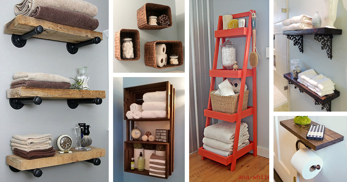 small wood projects shelves