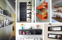 DIY Floating Shelf Ideas