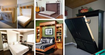 DIY Murphy Bed Ideas