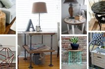 DIY Side Table Ideas