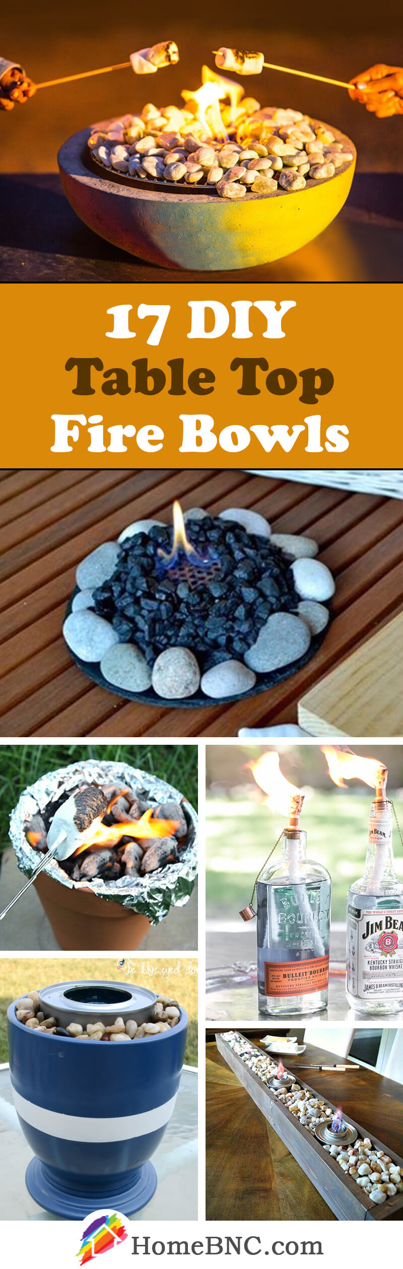 diy table top fire bowls ideas pinterest share homebnc Top Result 50 Awesome Backyard Creations Fire Pit Picture 2018 Ojr7