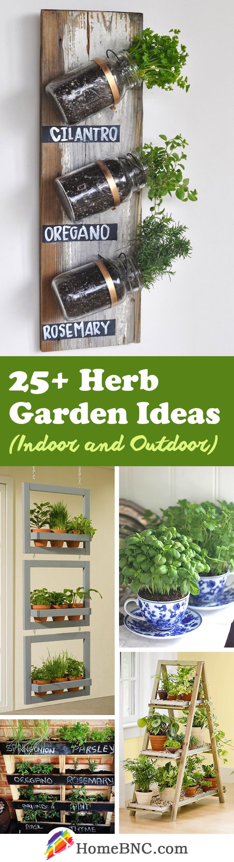 25 Best Herb Garden Ideas And Designs For 2017