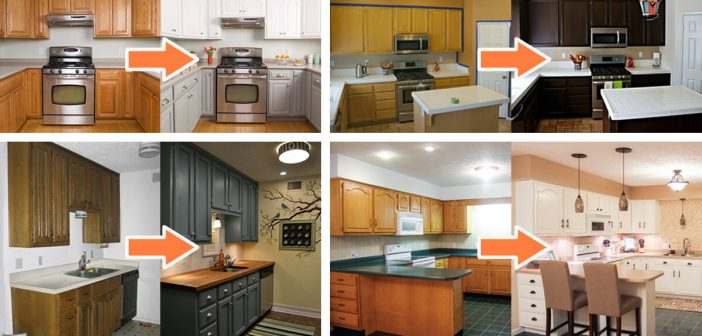 kitchen makeover ideas joanna gaines 25 before and after budget friendly kitchen makeover ideas designs for 2018