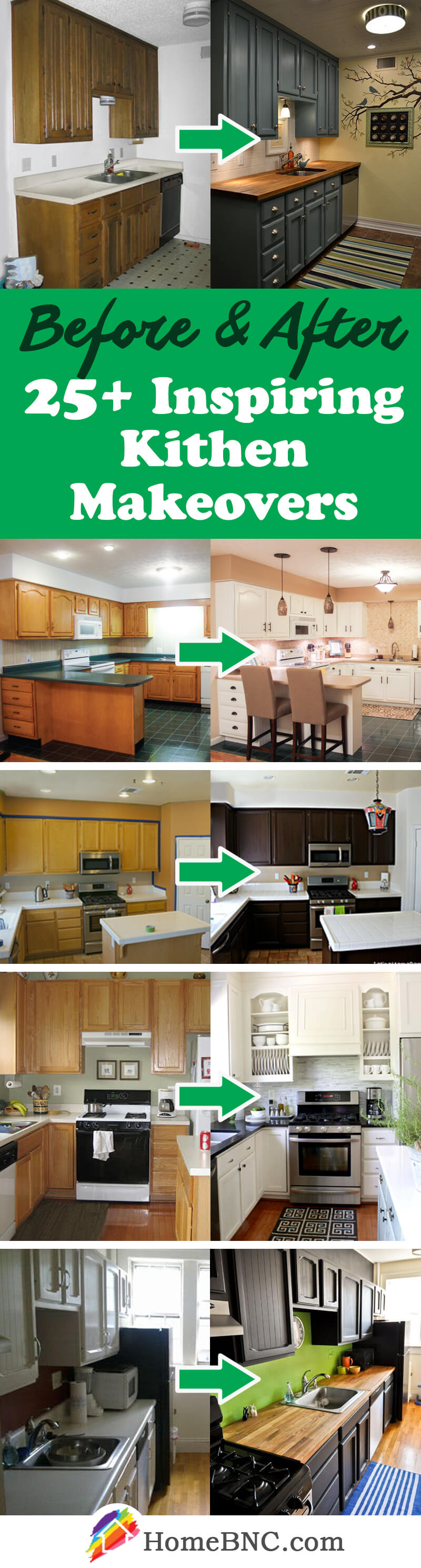 Friendly Kitchen Makeover Decor Ideas