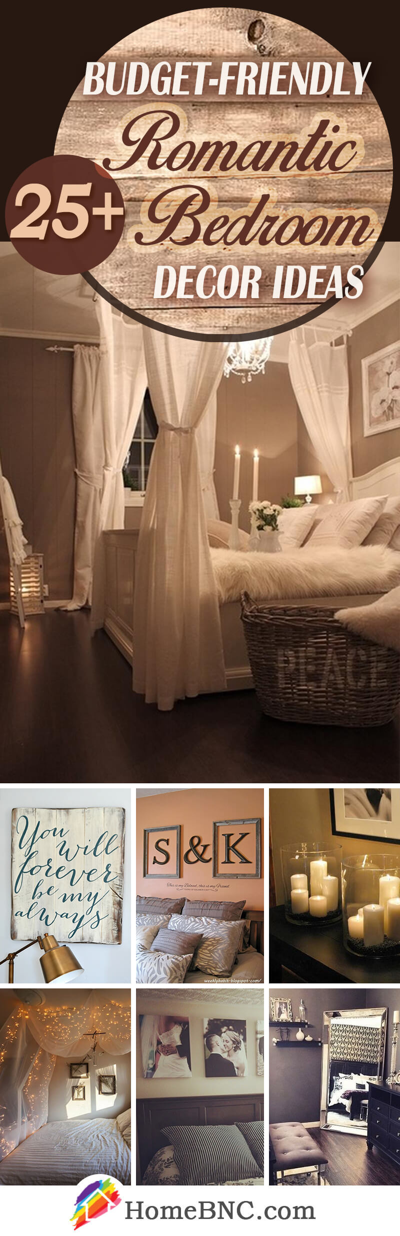 Romantic Bedroom Decorating Ideas On A Budget