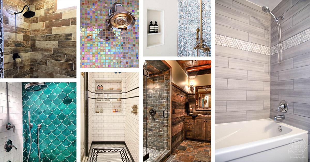 Shower Tile Ideas.32 Best Shower Tile Ideas And Designs For 2019