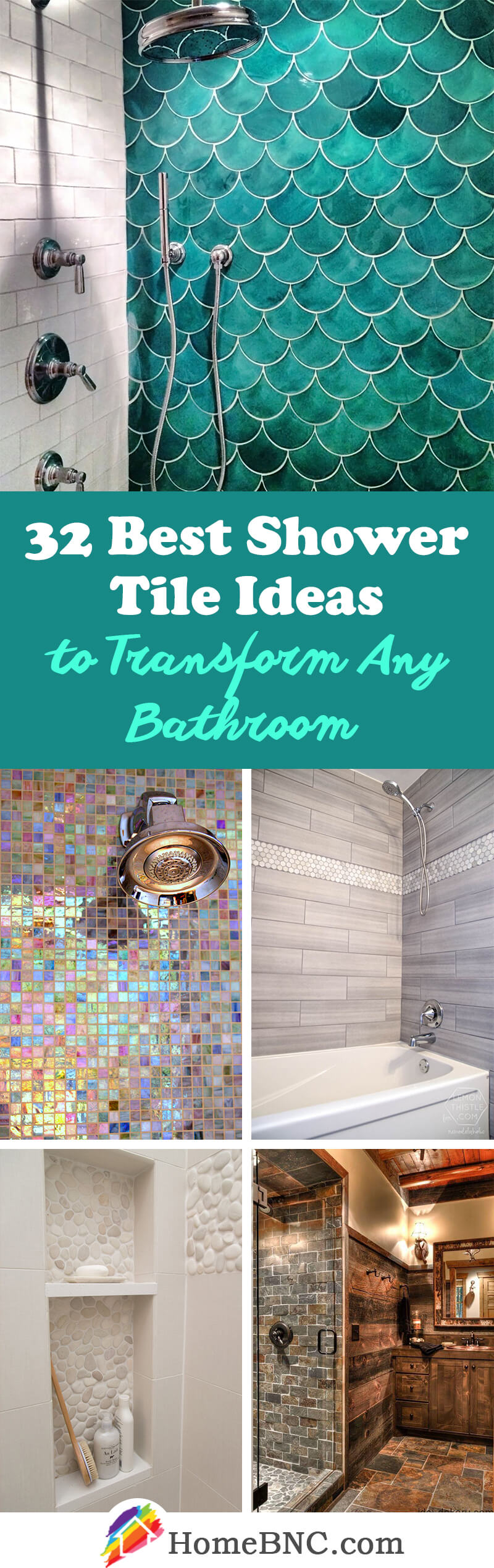 Shower Tile Design Ideas