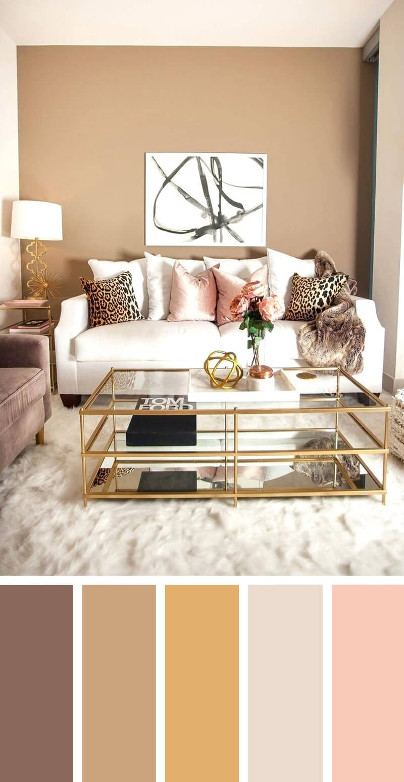 Interior Design Living Room Color. Living Rooms Colors Scheme Idea ...
