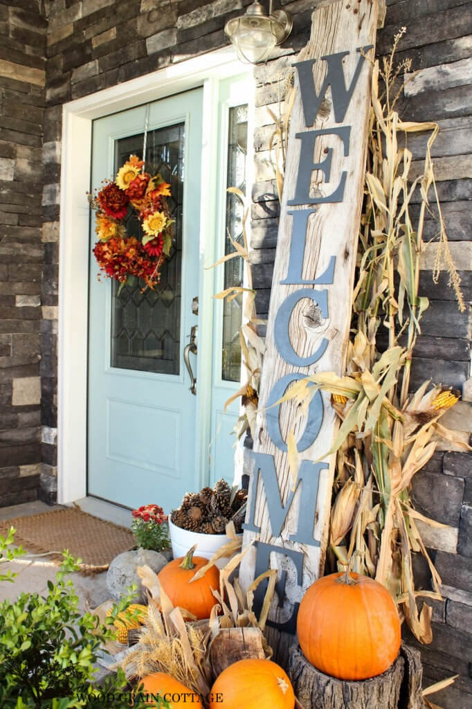 25 best fall front door decor ideas and designs for 2020