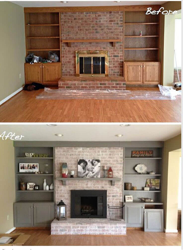 10 Living Rooms That Will Make You Want To Redecorate: 26 Best Budget Friendly Living Room Makeover Ideas For 2017