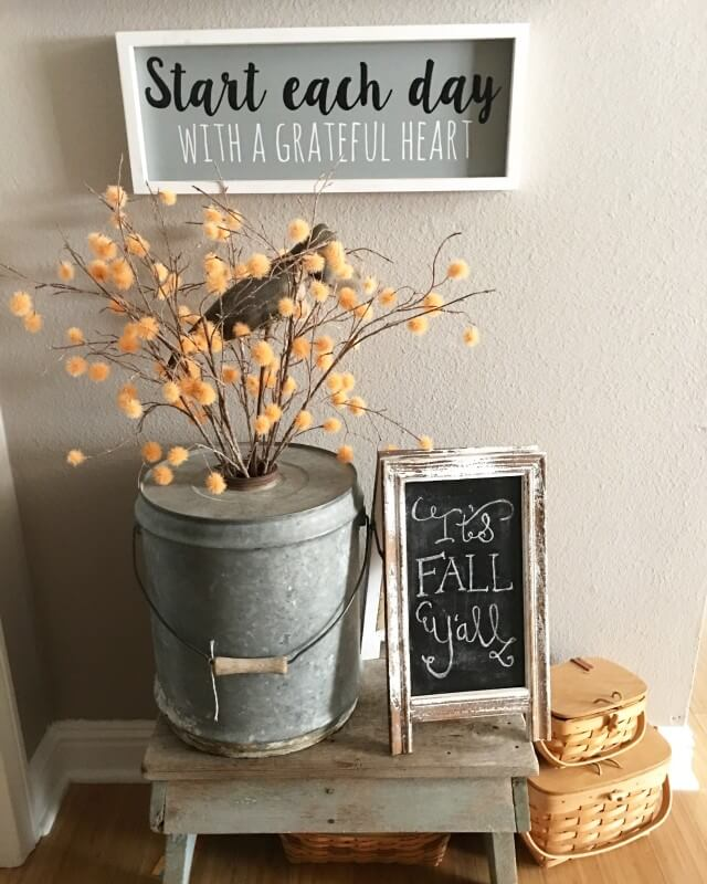 Switch Out Your Plants and Message for the Season
