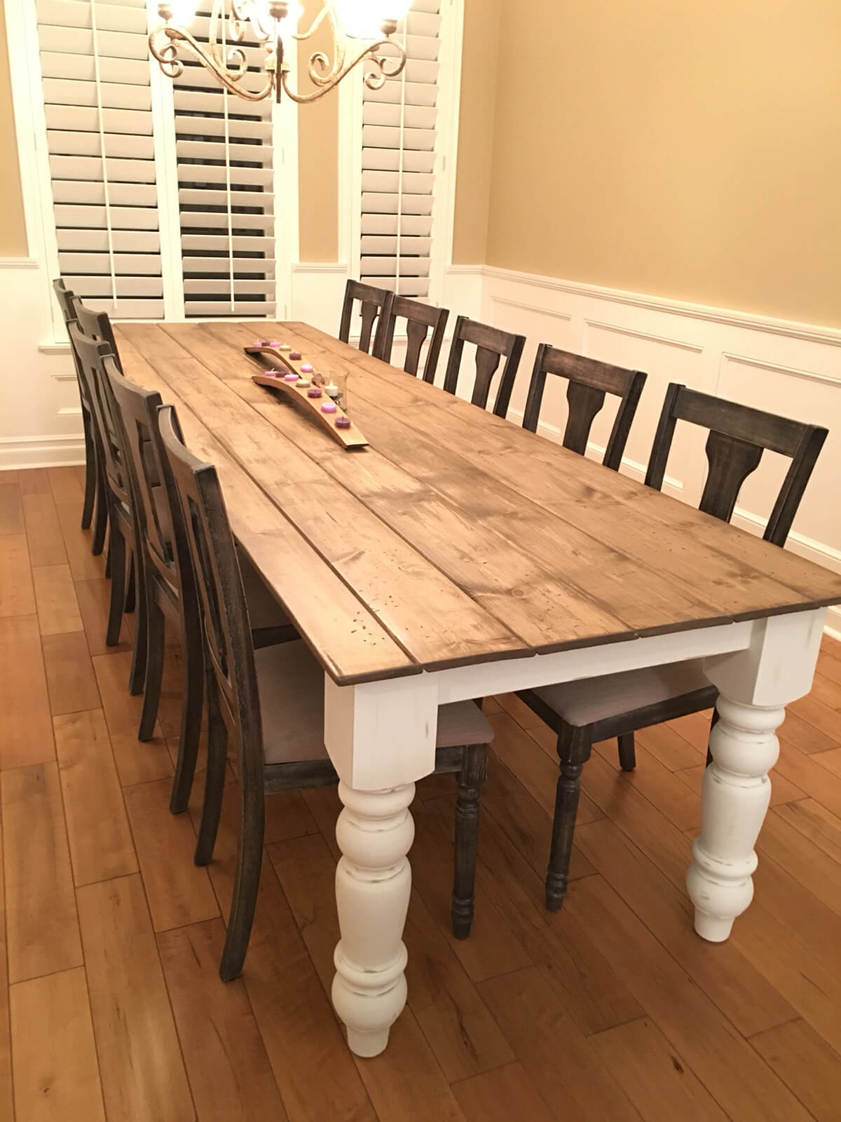 ideas see bloggers rustic instagram brittanyork dining by room likes this photo pin