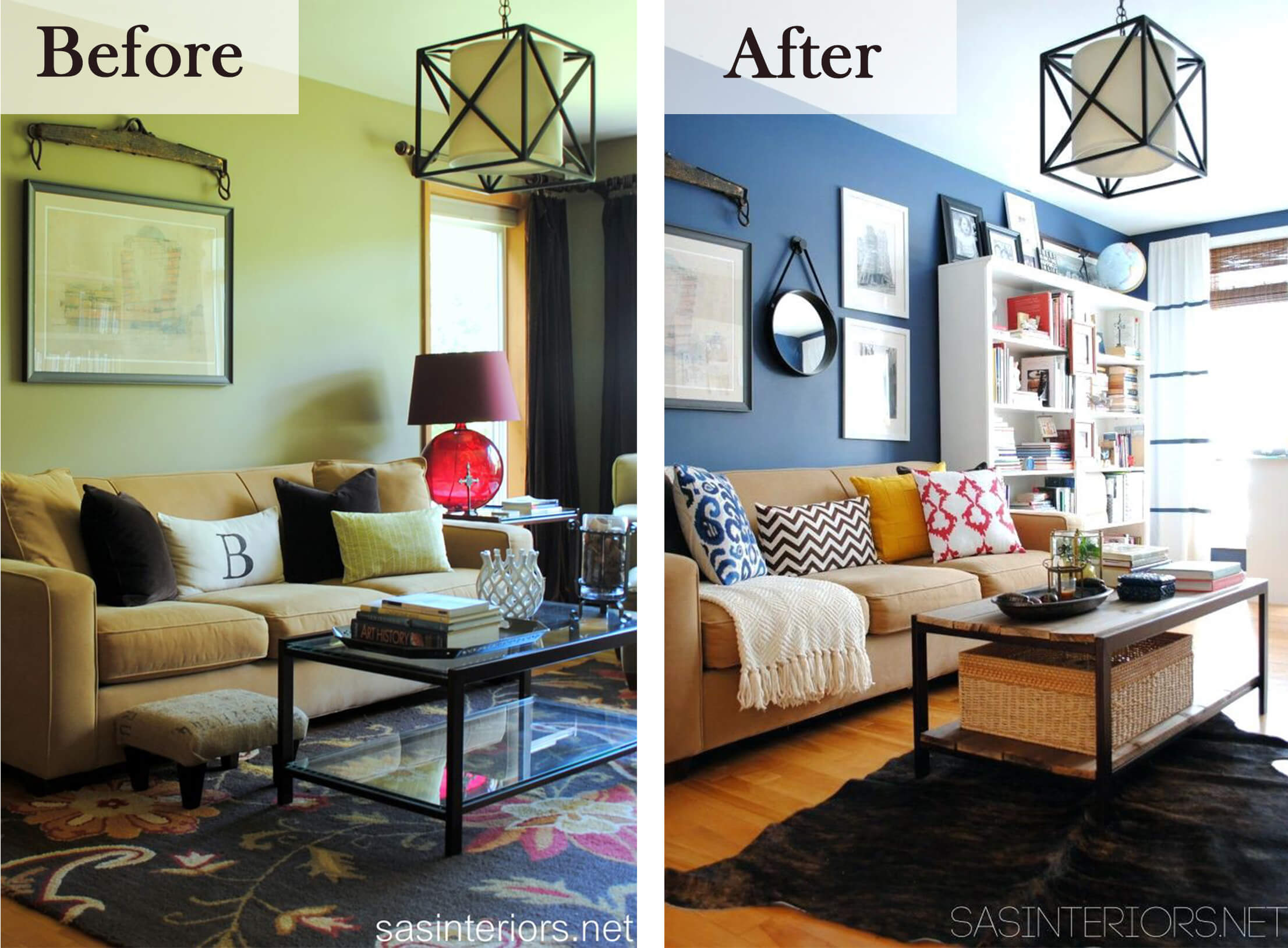 26 best budget friendly living room makeover ideas for 2017 - Small space makeovers ideas ...