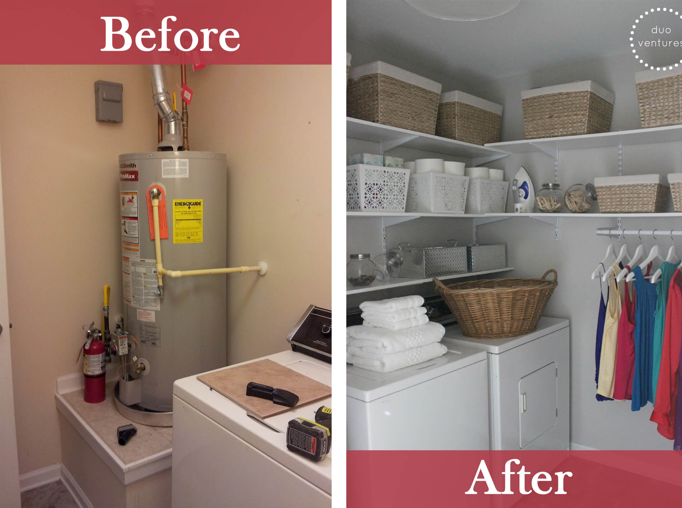 23 best budget friendly laundry room makeover ideas and for Design makeover