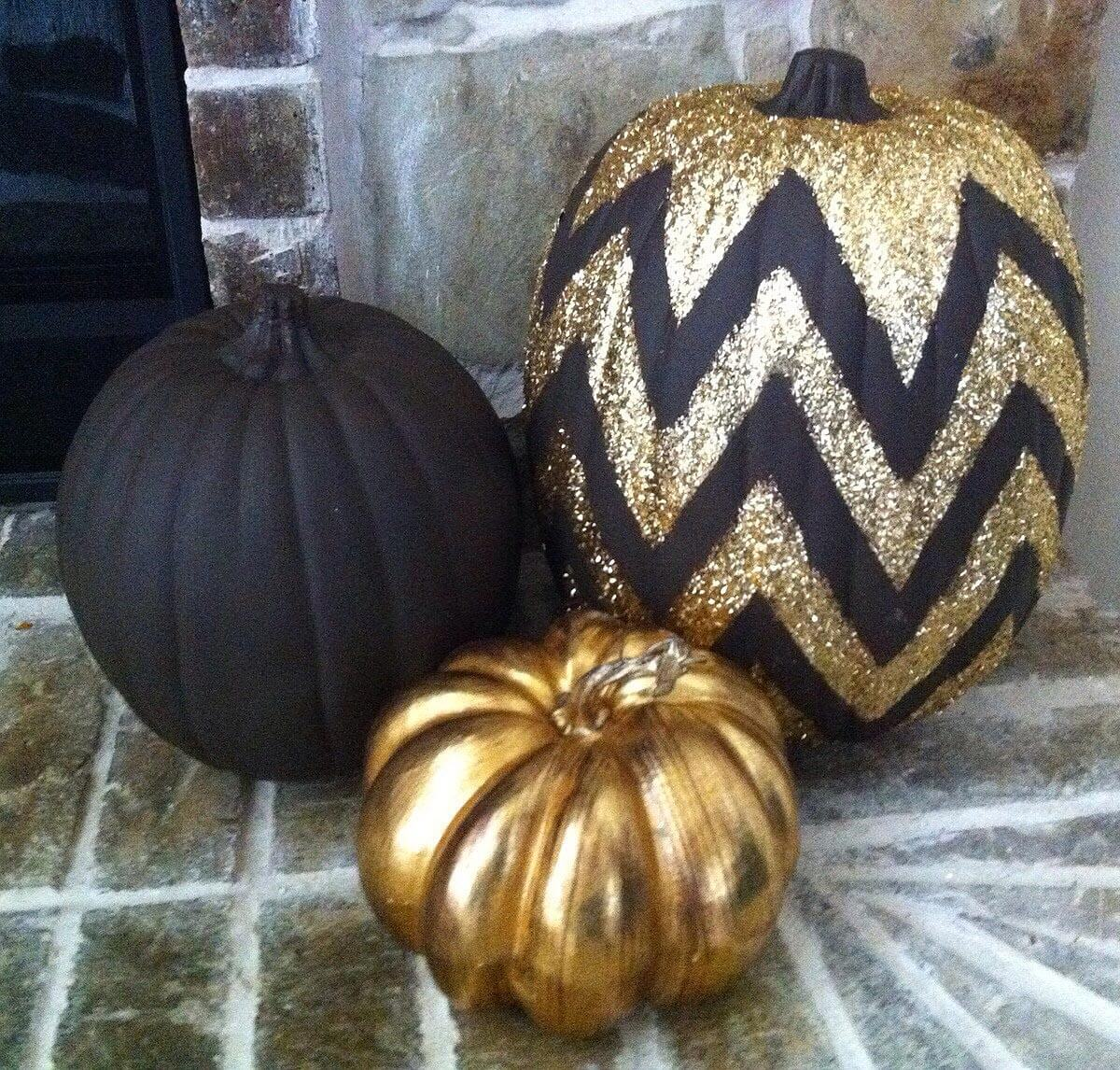 Best no carve pumpkin decorating ideas and designs for
