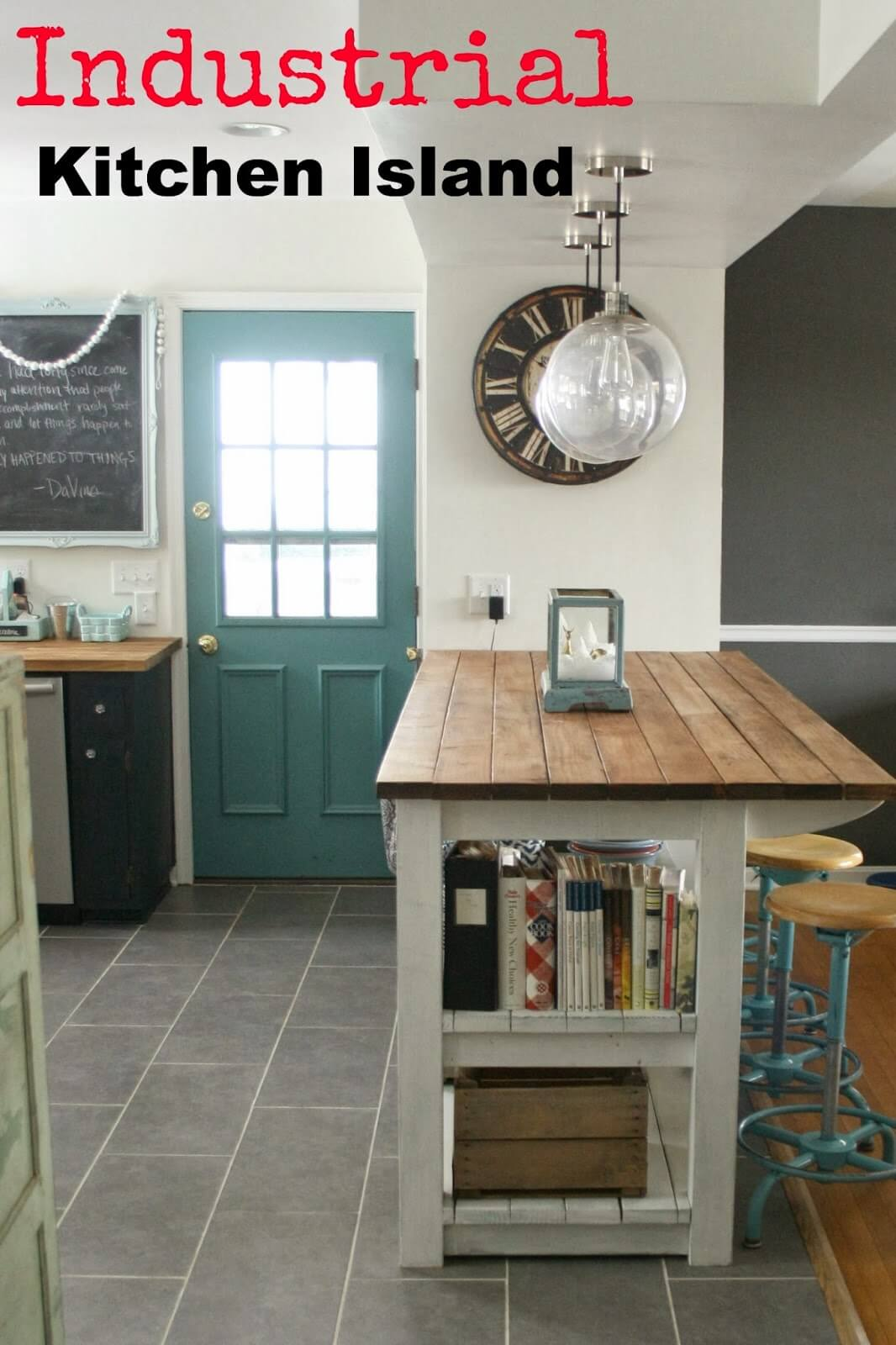 Big Kitchen Islands can Double as Breakfast Bars