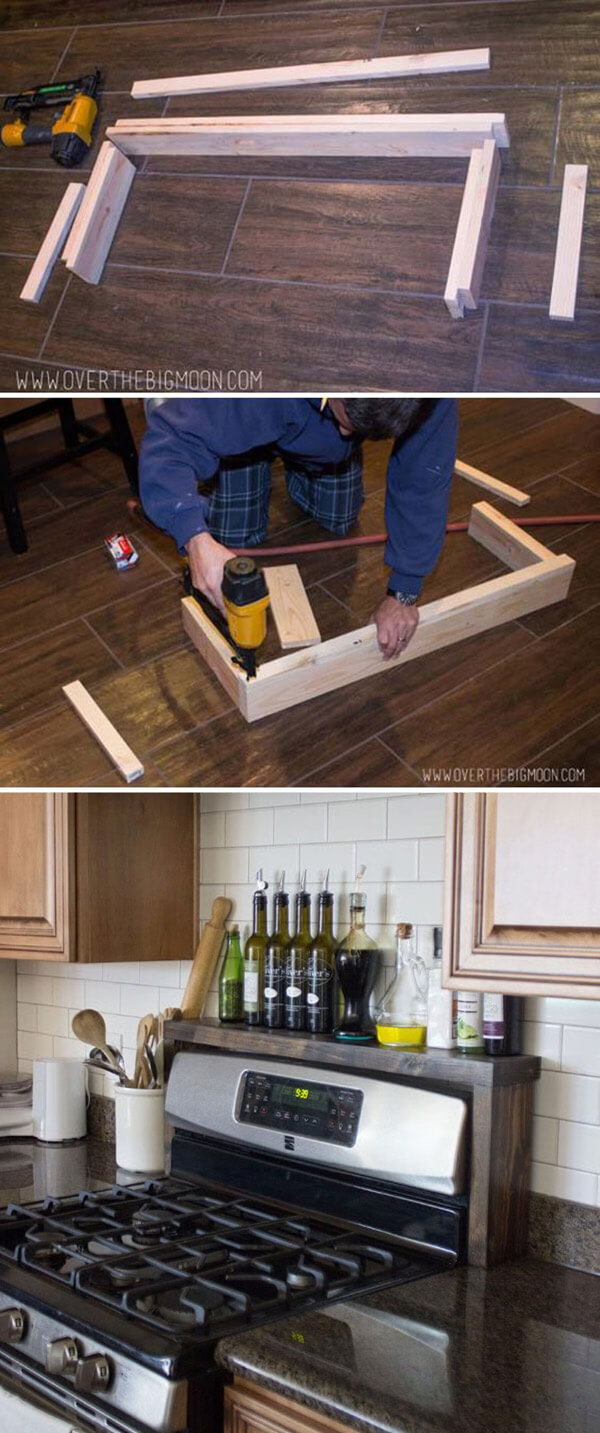 32 Best DIY Wood Craft Projects (Ideas and Designs) for 2017