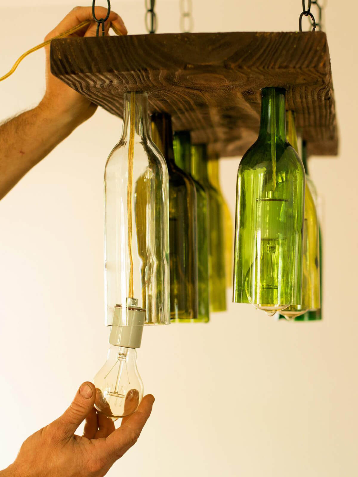 37 Best Repurposed DIY Wine Bottle Craft Ideas and Designs ...
