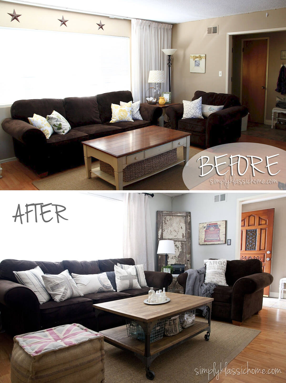 . 26 Best Budget Friendly Living Room Makeover Ideas for 2019