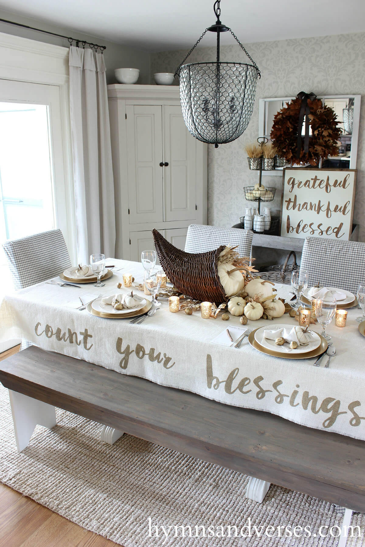 Https Homebnc Com Best Rustic Farmhouse Interior Design Ideas Farmhouseinterior: 29 Best Farmhouse Fall Decorating Ideas And Designs For 2019