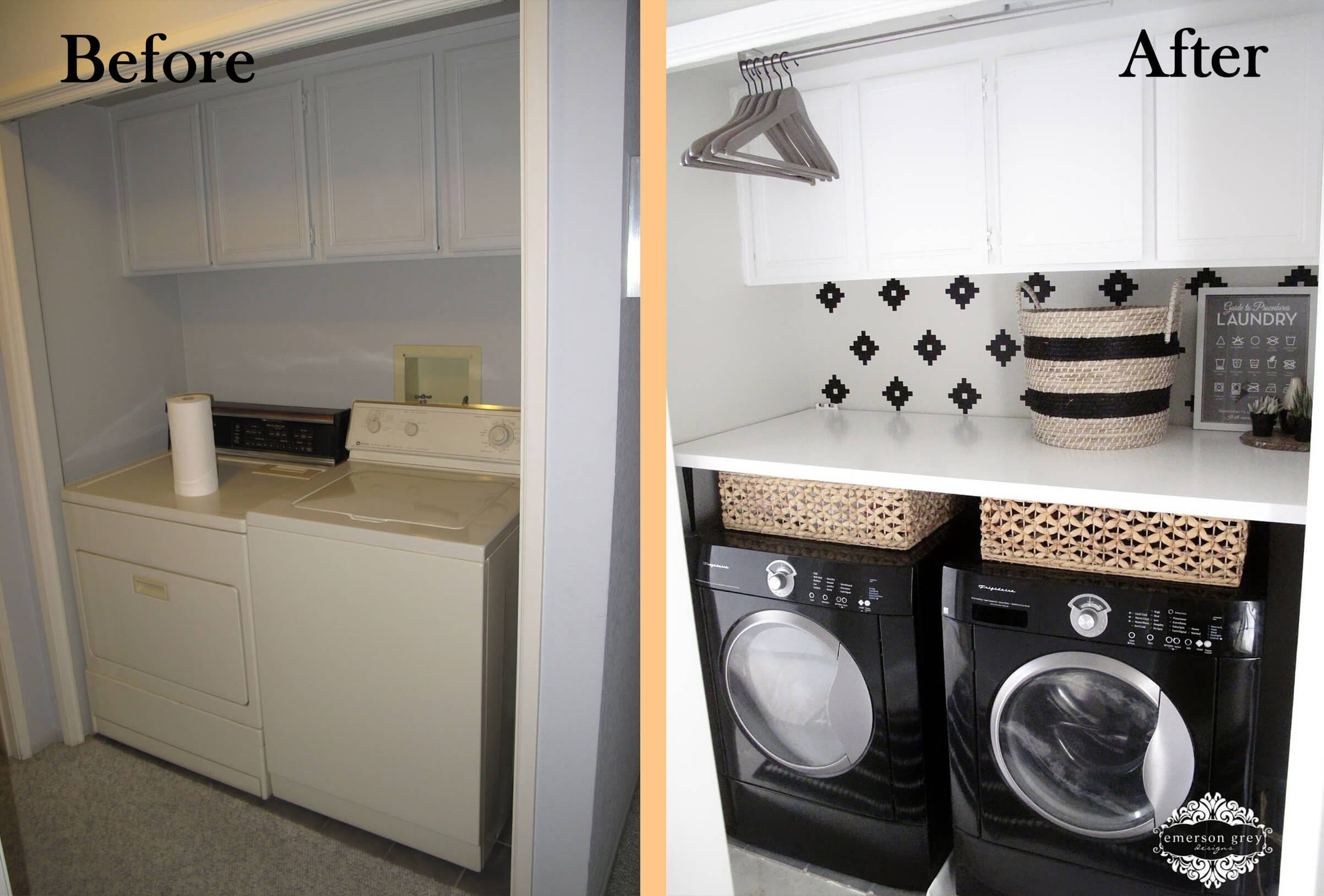11 Best Budget Friendly Laundry Room Makeover Ideas and Designs