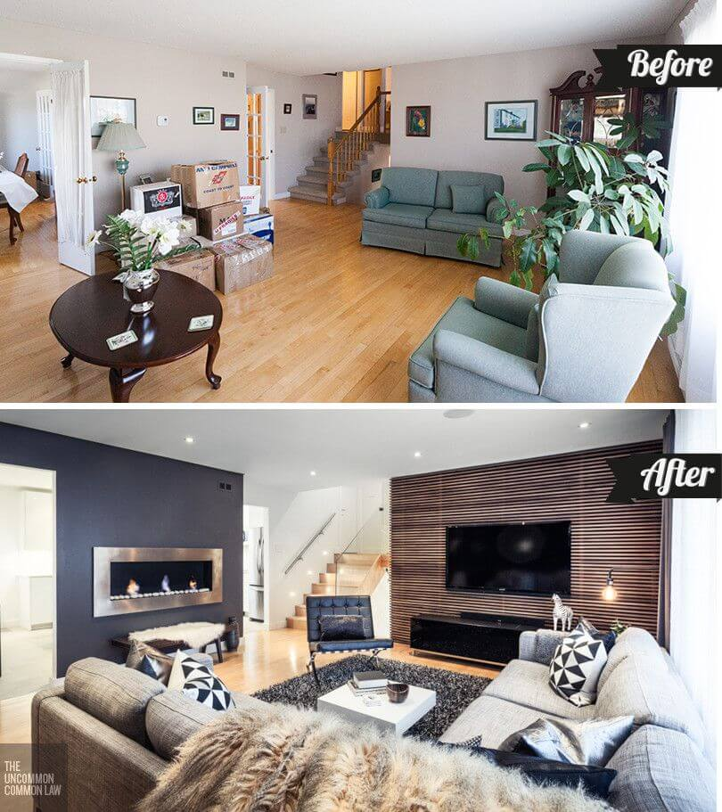 Living Room Makeover: 26 Best Budget Friendly Living Room Makeover Ideas For 2019