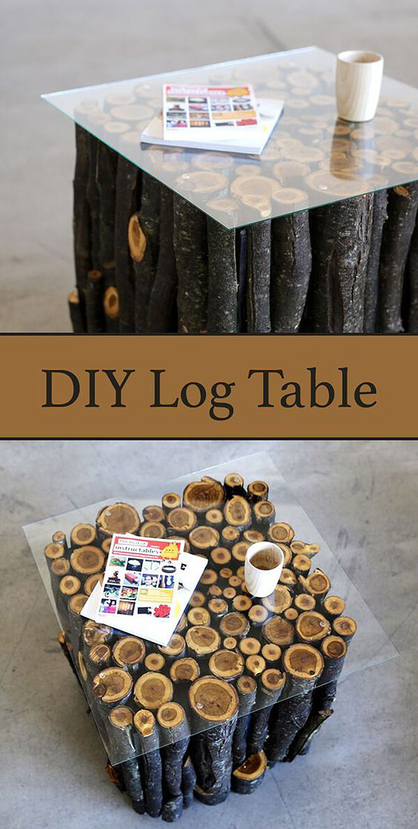 bundle of wood and glass - Wood Craft Ideas