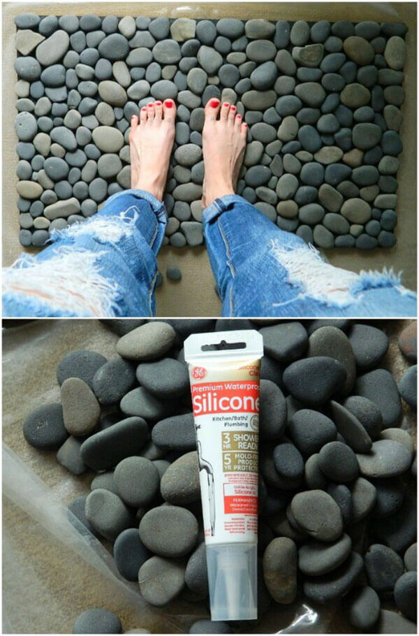 Stone Mats are Simple to Make