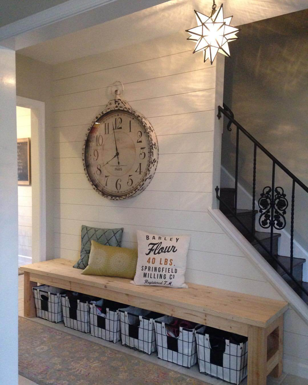 Rustic Design Ideas: 27 Best Rustic Shiplap Decor Ideas And Designs For 2019
