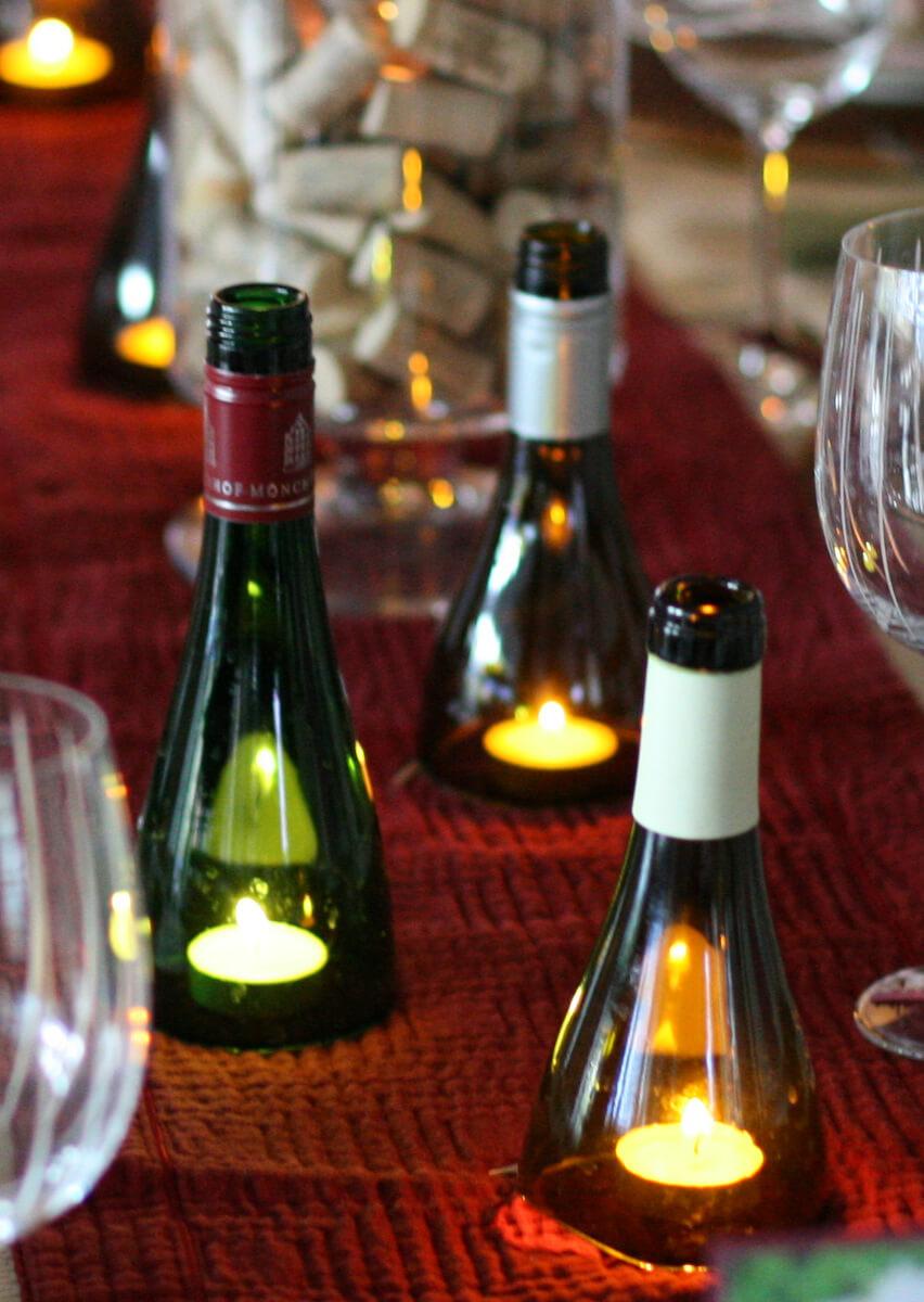 37 best repurposed diy wine bottle craft ideas and designs for Cute wine bottles