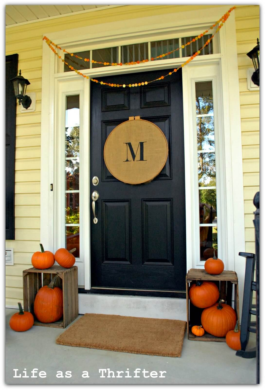 Best Fall Front Door Decor Ideas And Designs For