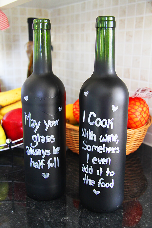 37 Best Repurposed Diy Wine Bottle Craft Ideas And Designs For 2019