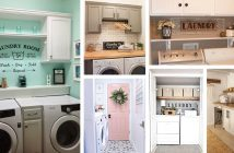 Laundry Room Makeovers