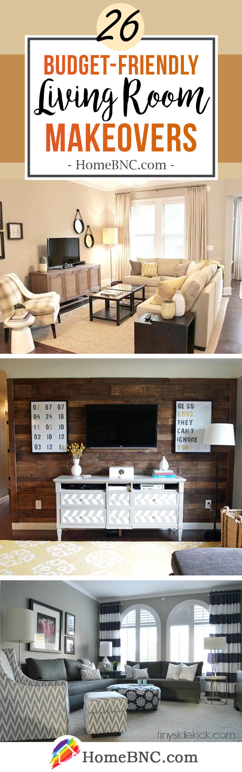 Budget Friendly Living Room Makeover Decor Ideas