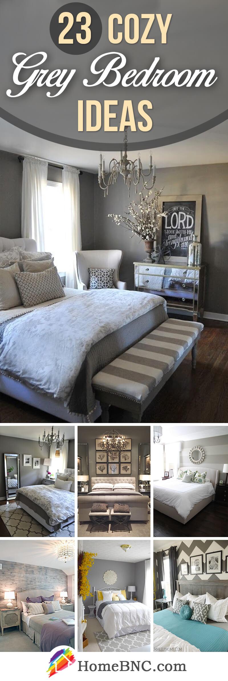 23 delightful grey bedroom ideas for sweet dreams. Interior Design Ideas. Home Design Ideas
