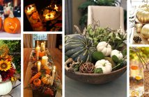 Pumpkin Centerpiece Ideas