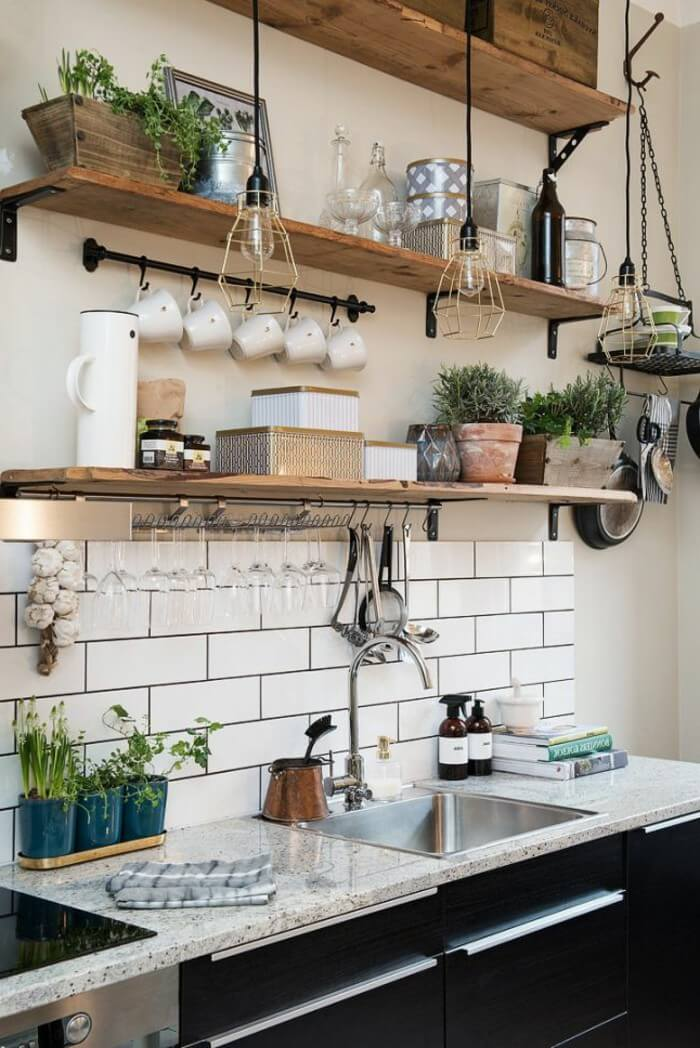 23 Best Cottage Kitchen Decorating Ideas And Designs For 2019